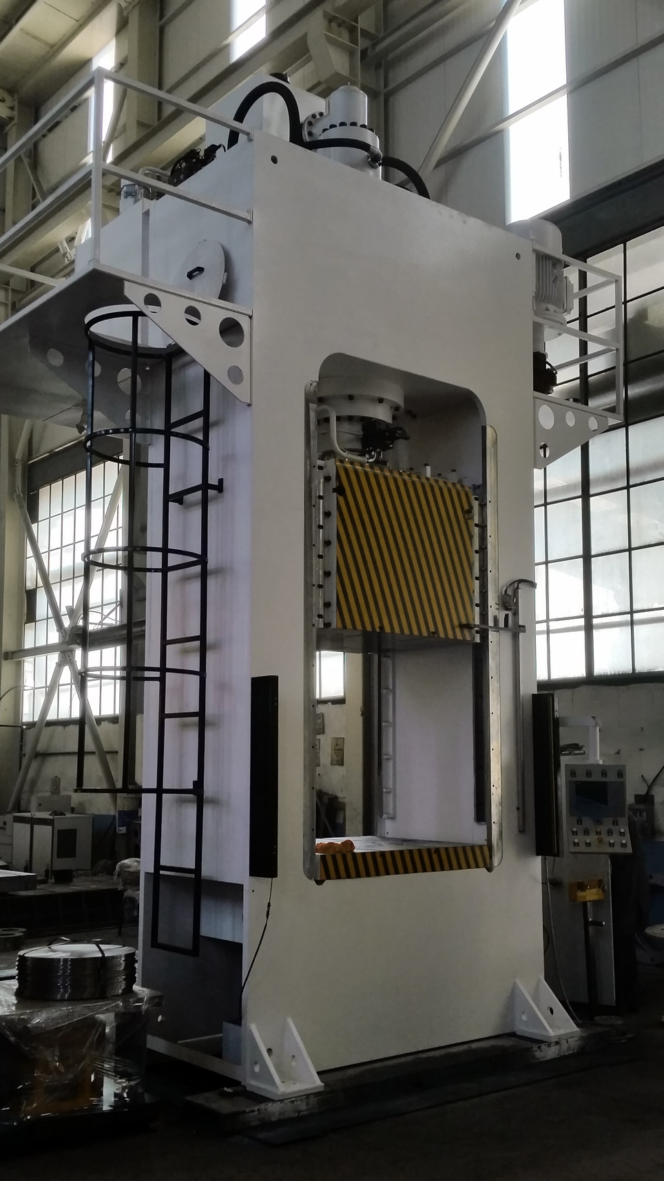 Steel Drum Production Line Machinery
