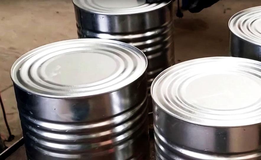 Steel Drum Seamer
